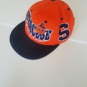 Syracuse Orangemen FOOTBALL Cap Snapback Mens Hat